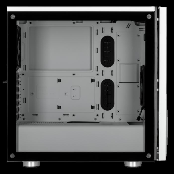 Carcasa Carbide SPEC-06 Tempered Glass  — Alb 3