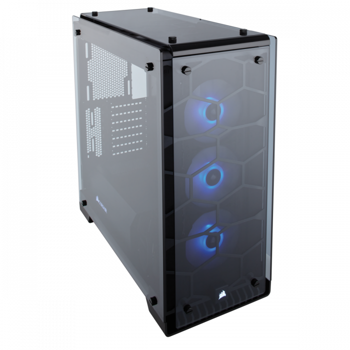 Carcasa Crystal Series 570X RGB ATX Mid-Tower [2]