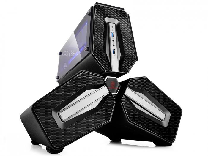 Carcasa Deepcool Gamer Storm Tristellar SW [0]