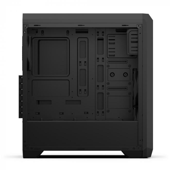 Carcasa SilentiumPC Regnum RG4 Pure Black 3