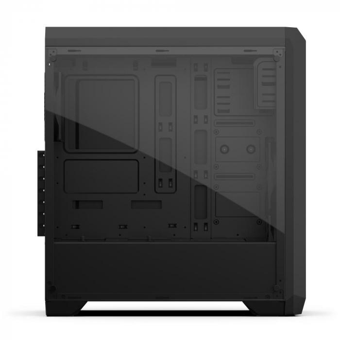 Carcasa Regnum RG4T Pure Black TG 8