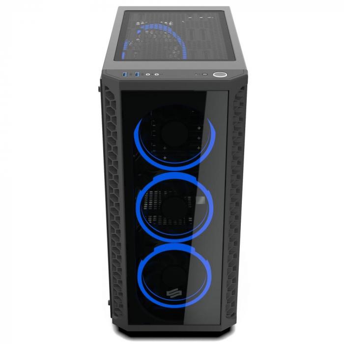 Carcasa PC Signum SG1X TG RGB [13]