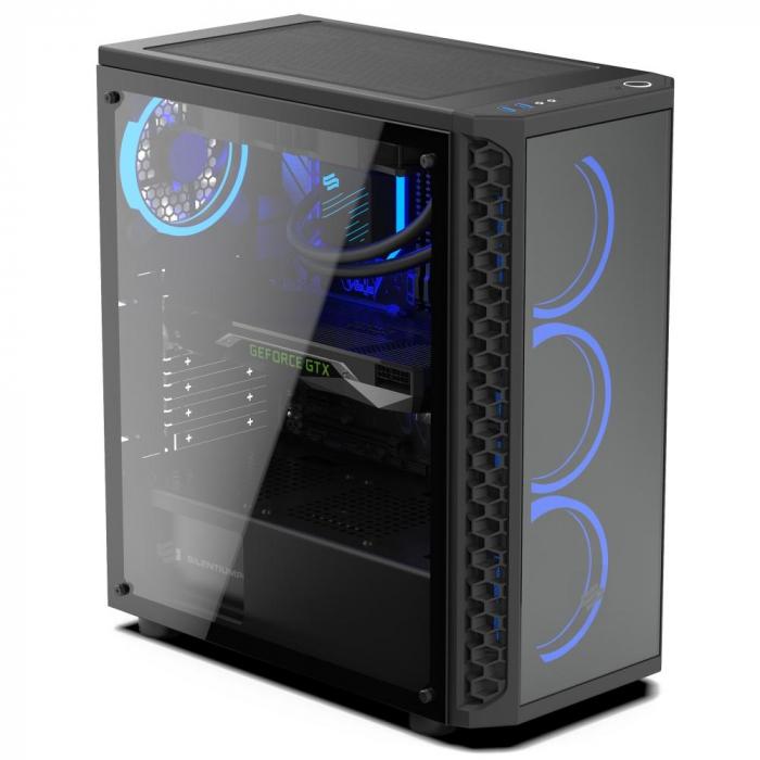 Carcasa PC Signum SG1X TG RGB [51]