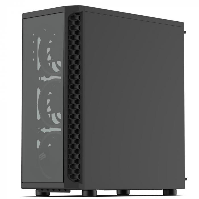 Carcasa PC Signum SG1X TG RGB [40]