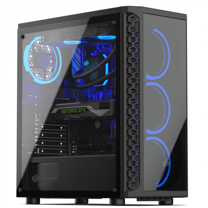 Carcasa PC Signum SG1X TG RGB [49]