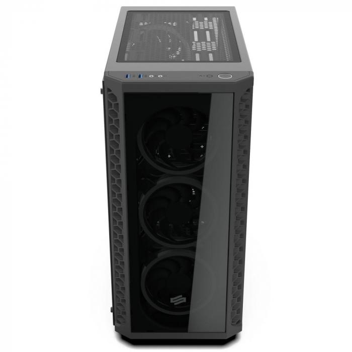 Carcasa PC Signum SG1X TG RGB [42]