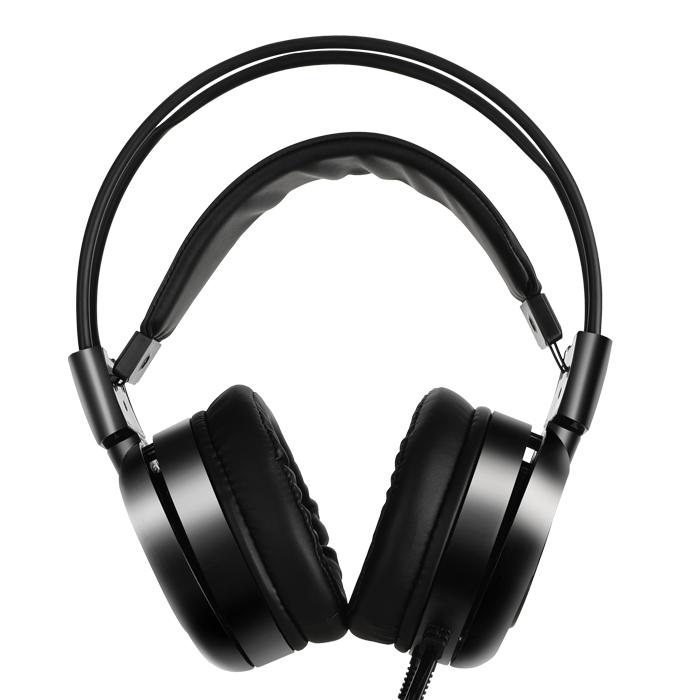 Casti gaming ABKONCORE B780 VIRTUAL 7.1, microfon, vibratii, USB, negru 1