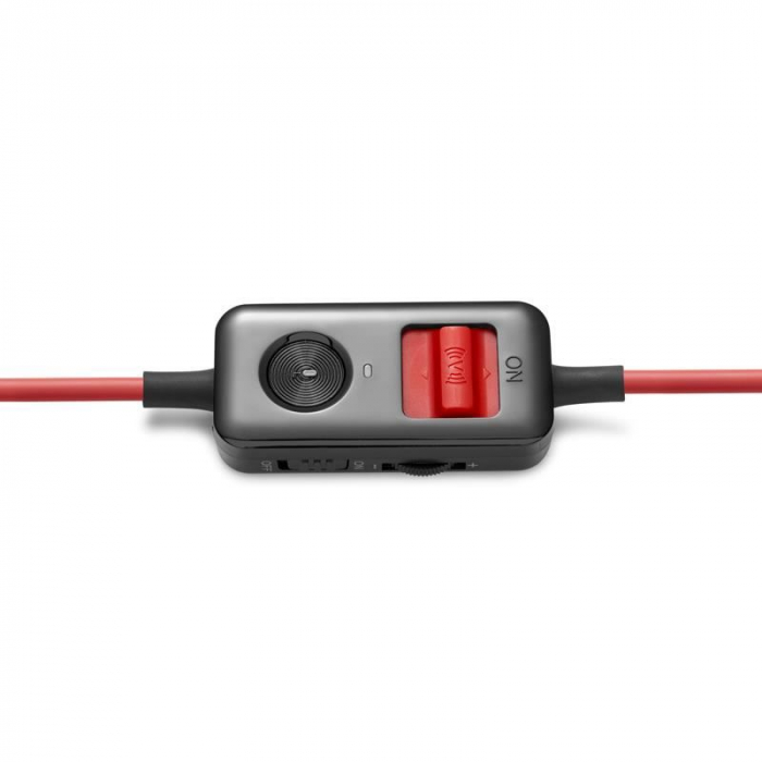 Casti gaming Edifier V4, black/red [2]