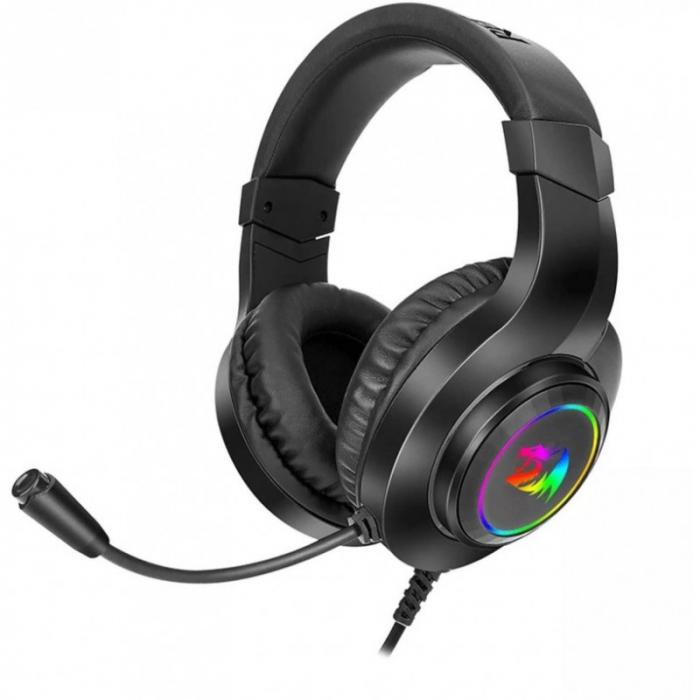Casti Gaming Redragon Hylas RGB [0]