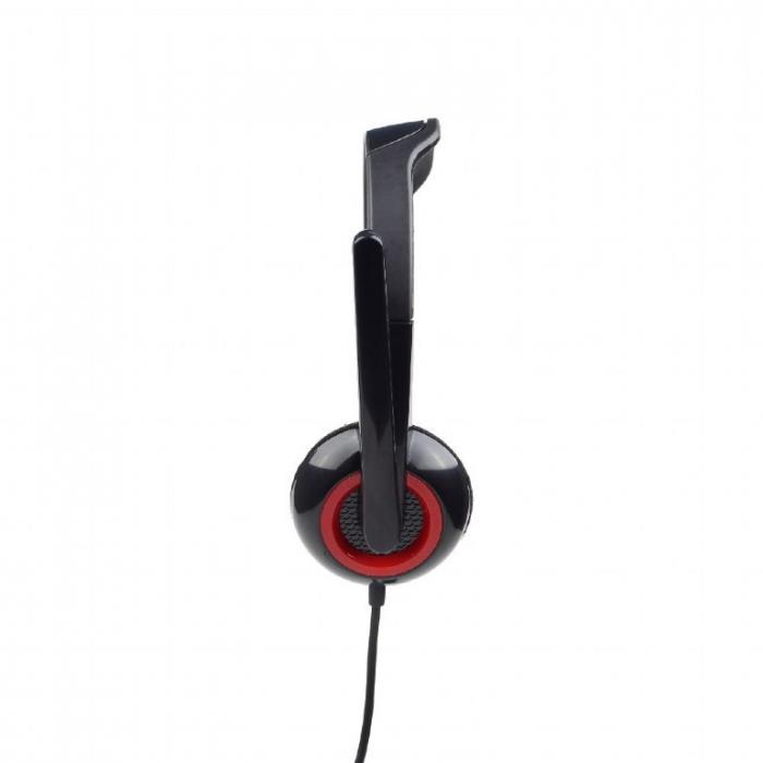 Casti Gembird MHS-002 Black [2]