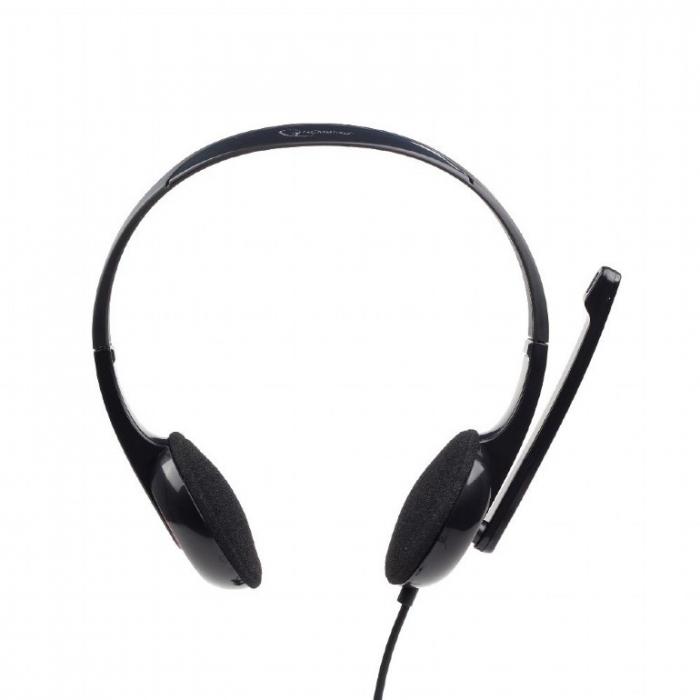 Casti Gembird MHS-002 Black [3]
