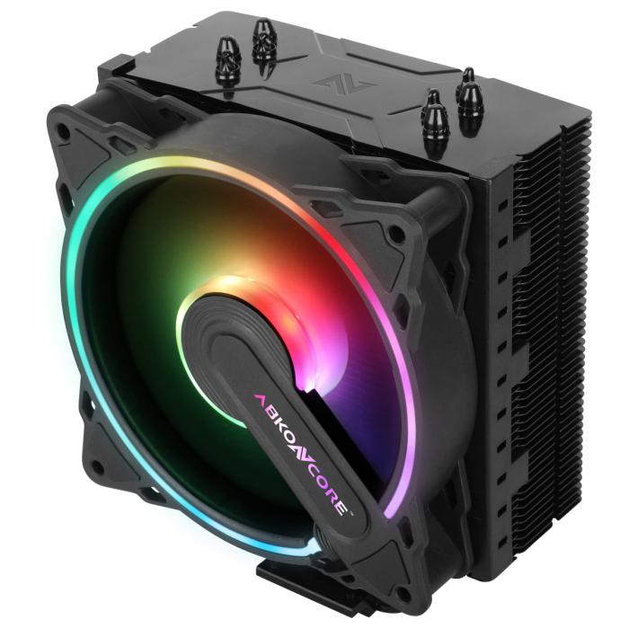 Cooler CPU Abkoncore CT403B SYNC ARGB 0