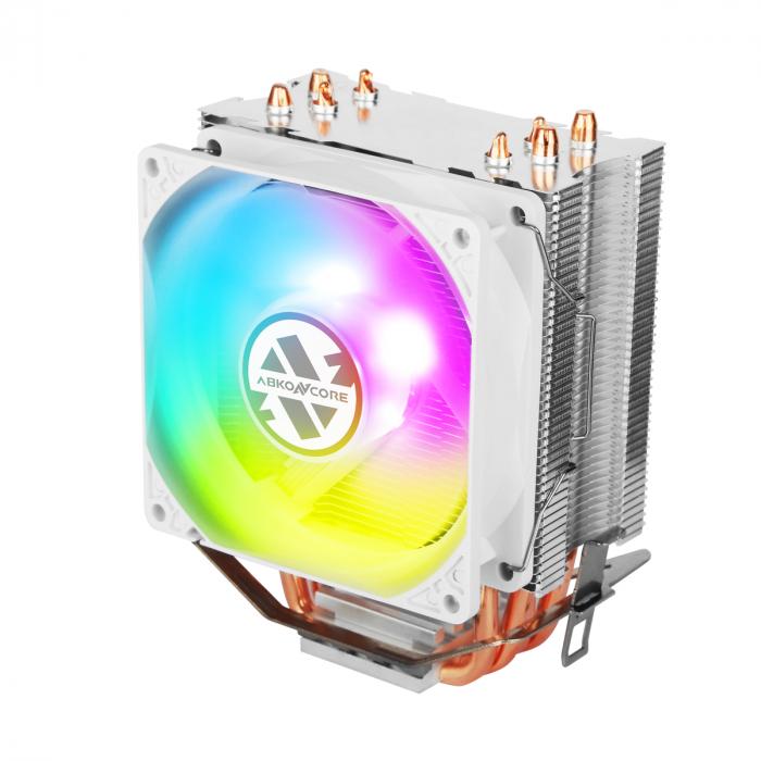 Cooler CPU Abkoncore CT407W 92M [2]