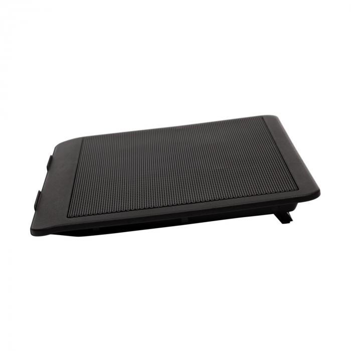 """Cooler Laptop Spacer SP-NC19 15.6"""", Negru 2"""