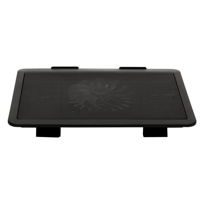 """Cooler Laptop Spacer SP-NC19 15.6"""", Negru 1"""
