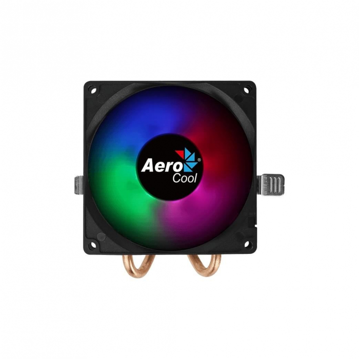 Cooler procesor Aerocool Air Frost 2 negru iluminare RGB [1]