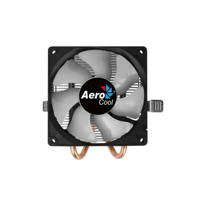 Cooler procesor Aerocool Air Frost 2 negru iluminare RGB [2]