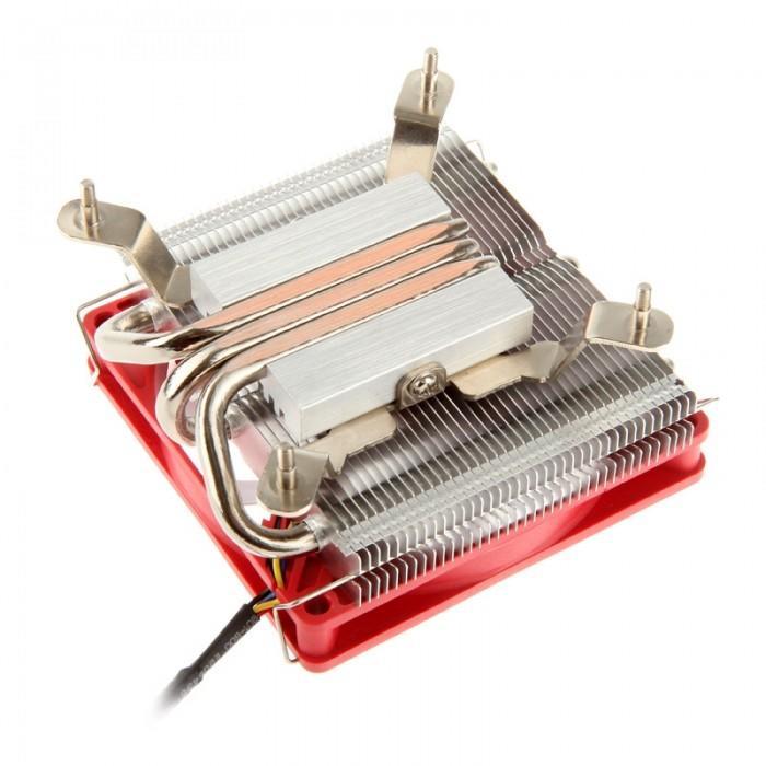 Cooler procesor Raijintek Zelos Heatpipe , PWM - 90mm [1]