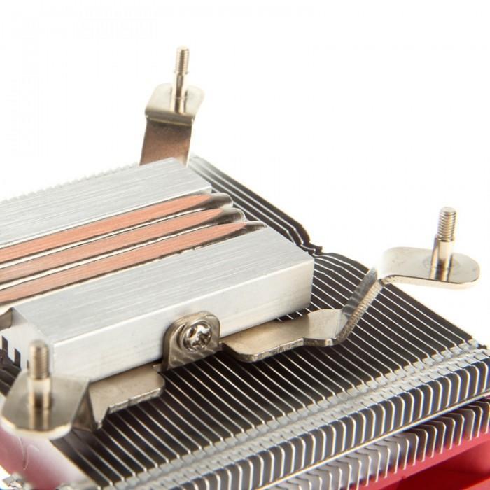 Cooler procesor Raijintek Zelos Heatpipe , PWM - 90mm [2]