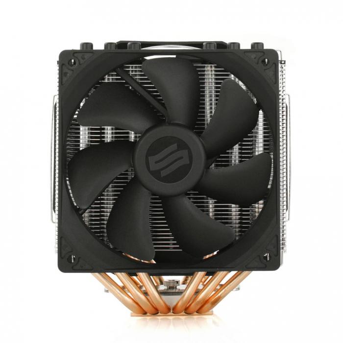 Cooler procesor Silentium PC Grandis 2 XE1436 [2]