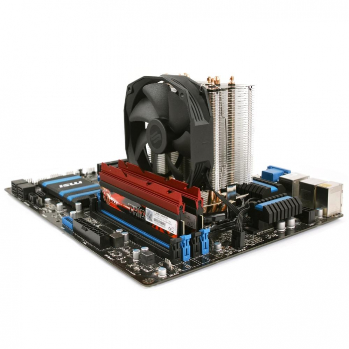 Cooler procesor Silentium PC Spartan 3 PRO HE1024 [11]