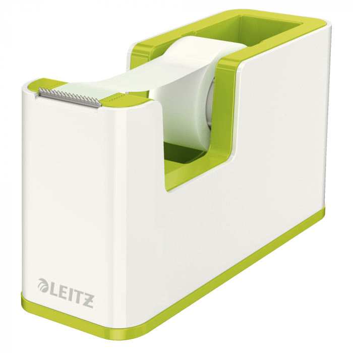 Dispenser cu banda adeziva inclusa LEITZ Wow, culori duale [0]