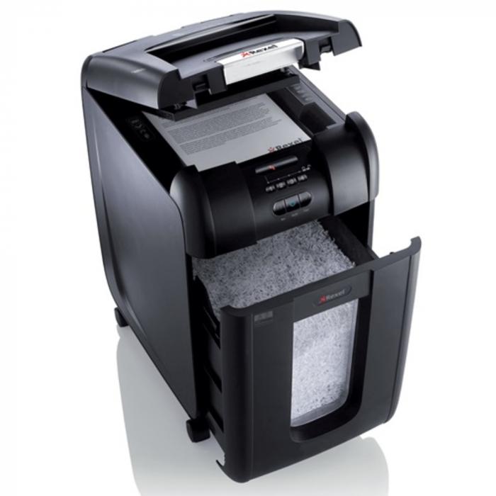 Distrugator Automat documente REXEL Auto+ 300M 0