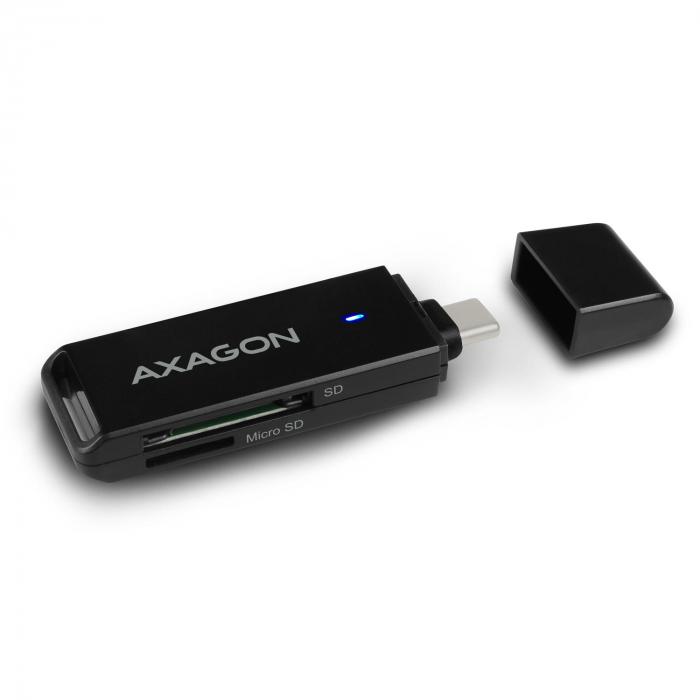 External USB 3.1 Type-C SLIM 2-slot SD/microSD [14]