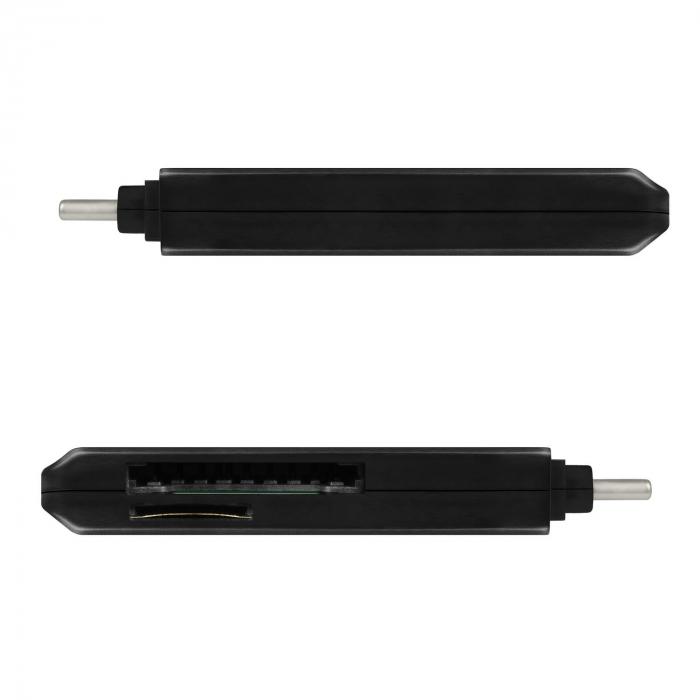 External USB 3.1 Type-C SLIM 2-slot SD/microSD [13]