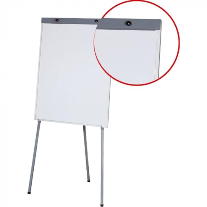 Flipchart magnetic, dimensiuni 70 x 100 cm, Optima Economy [0]