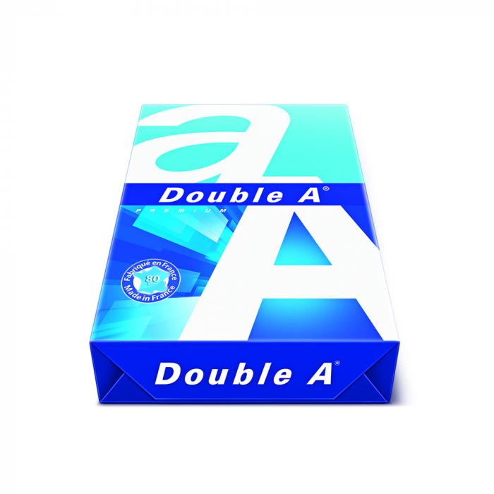 Hartie copiator, A4, 80g/mp, 500coli/top, clasa A, Double A [2]
