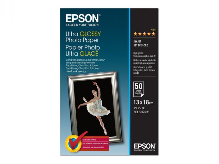 Hartie Epson Premium foto lucios - fotografii de inalta calitate 0