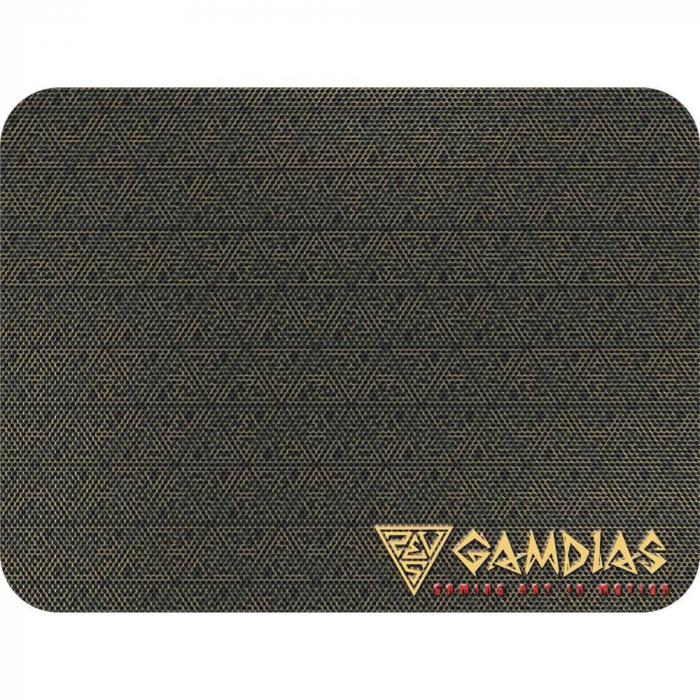 Kit gaming Gamdias Poseidon M2 iluminare RGB negru 1