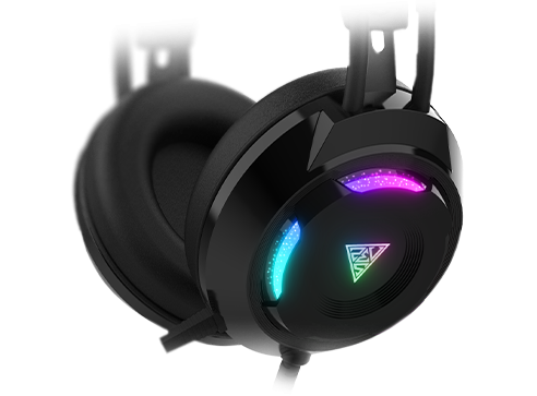 Kit gaming Gamdias Poseidon M2 iluminare RGB negru 6