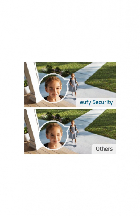 Kit supraveghere video eufyCam 2 Security wireless, HD 1080p, IP67, Nightvision, 4 camere video 2
