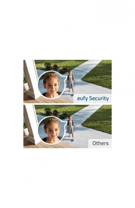 Kit supraveghere video eufyCam 2C Security wireless, HD 1080p, IP67, Nightvision, 3 camere video 3