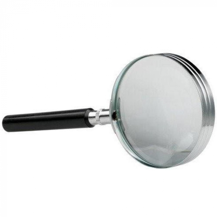 Lupa D- 65mm, lentila sticla, 5x, ALCO 0