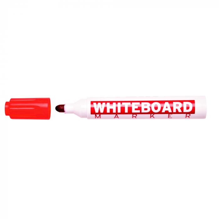 Marker pentru table de scris, varf rotund, corp plastic, MOLIN -diferite culori [0]
