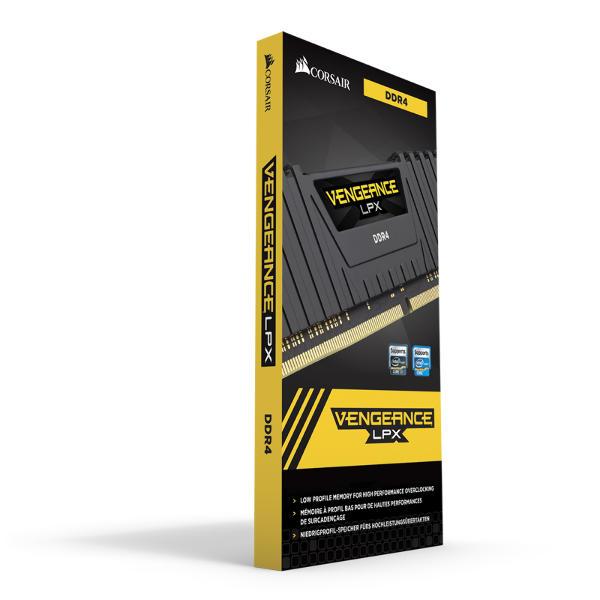 Memorie Corsair Vengeance LPX Black 16GB DDR4 3000MHz CL16 [2]