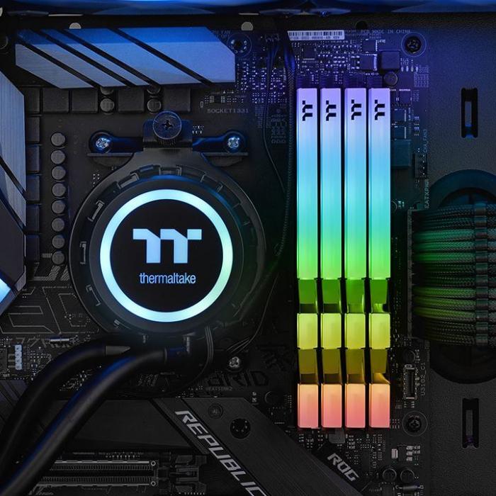Memorie Thermaltake Toughram RGB 16GB DDR4 3200MHz CL16 Dual Channel [4]