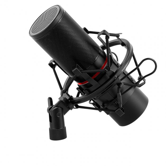 Microfon Redragon Blazar black [0]