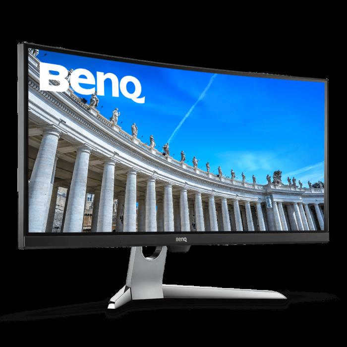 "Monitor Led Benq 35"", HDR, curbat, cu tehnologie de protecție a ochilor EX3501R [0]"
