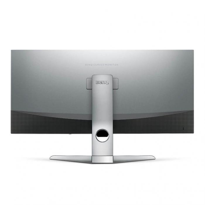 "Monitor Led Benq 35"", HDR, curbat, cu tehnologie de protecție a ochilor EX3501R [2]"