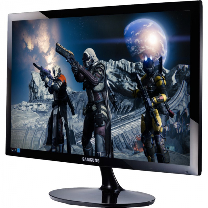 Monitor LED Samsung Gaming S24D330H 24 inch 1 ms Black 60Hz [3]