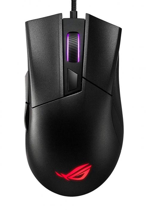 Mouse gaming Asus ROG Gladius II Core negru [1]