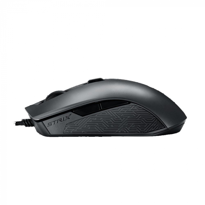 Mouse gaming Asus ROG Strix Evolve negru iluminare RGB [2]