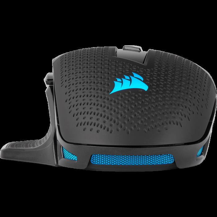 Mouse gaming Corsair NIGHTSWORD RGB, black [1]