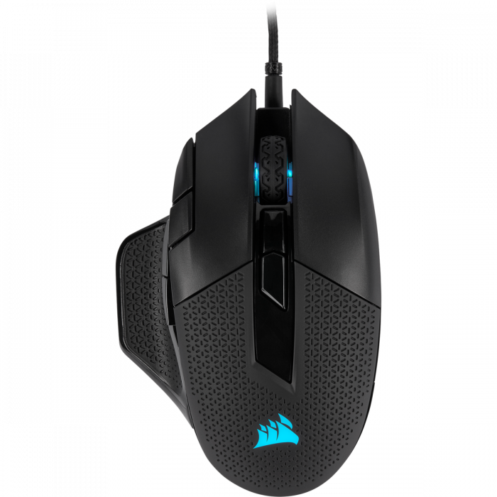 Mouse gaming Corsair NIGHTSWORD RGB, black 0