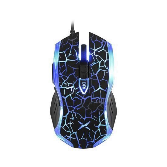Mouse gaming Delux M557 negru [0]