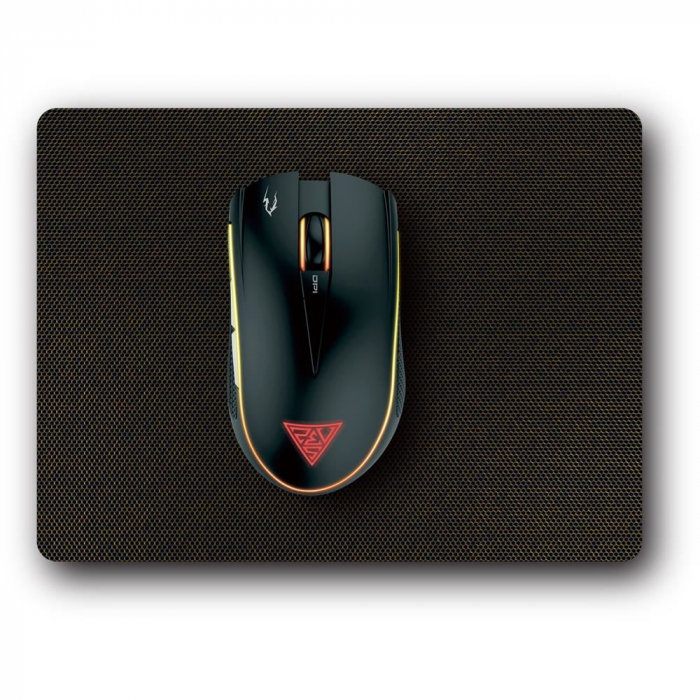 Mouse gaming Gamdias Zeus E2 ilumanare RGB negru + Nyx E1 [15]